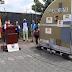 Nicaragua recibe el primer lote de 431.620 vacunas donadas por España