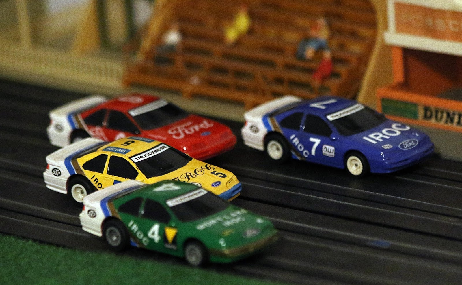 Rouen Les Afx 64 Memories Of Ho Scale English National Slot Car Racing Life Like Rokar Chassis Repair Parts And Diagrams We Had An Iroc Race Using Tomy Turbo Ford Thunderbirds At Peters First Meeting Mortlake In 1993