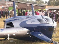 mario - TRAGEDY as DP RUTO's pilot Captain MARIO MAGONGA dies after his Helicopter crashed in Turkana (PHOTOs)