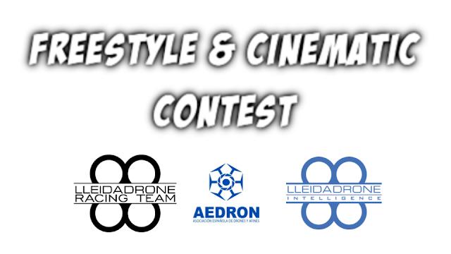 Vídeos ganadores del concurso Freestyle y Cinematic de LleidaDrone Racing