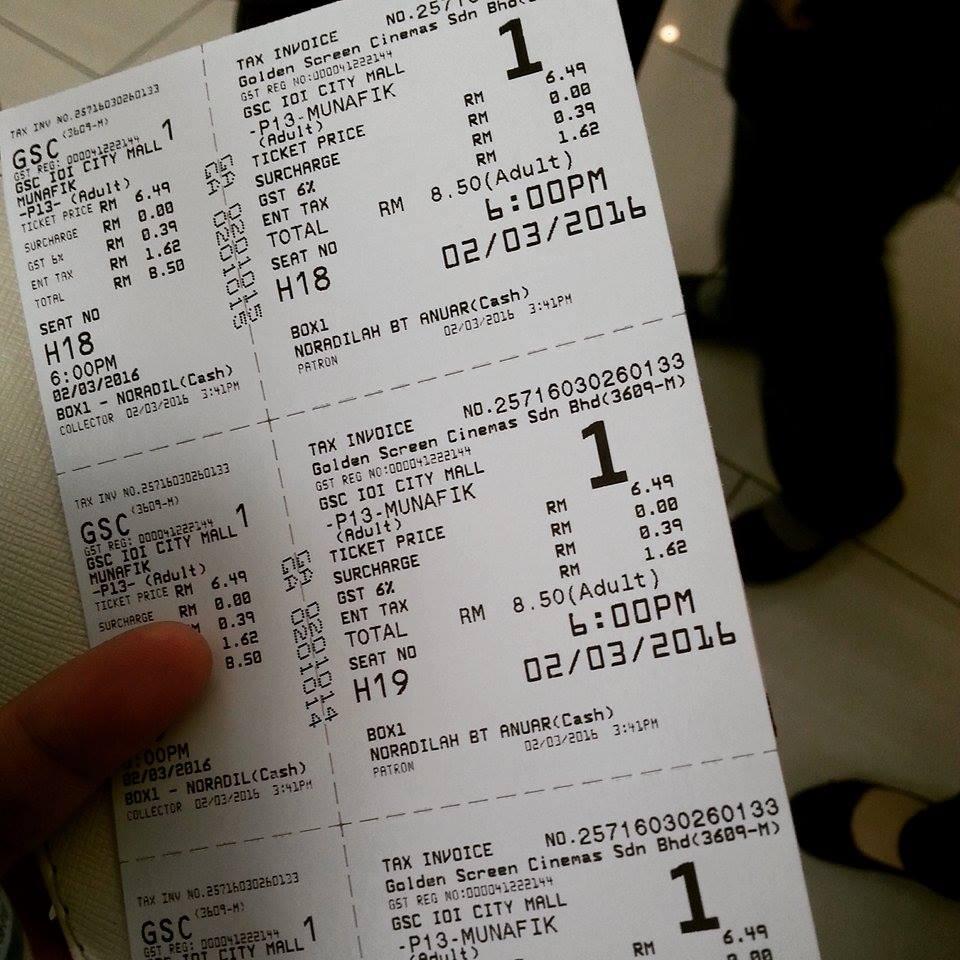 Review : Filem Munafik Filem Seram Yang Sebenar