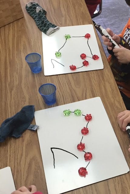 using  a counting path as a math strategy to teach numbers 1-10