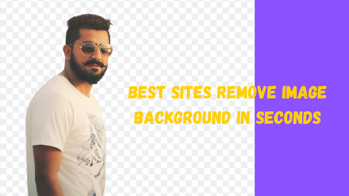 Best Sites for Remove Image Background