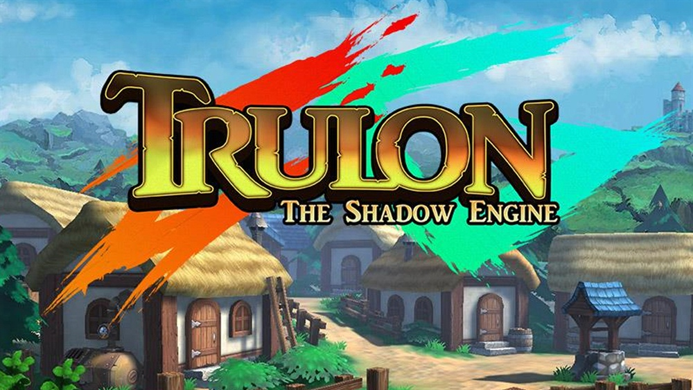 Trulon The Shadow Engine Download Poster