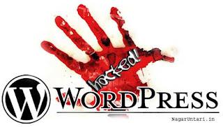 Protect Wordpress Blog