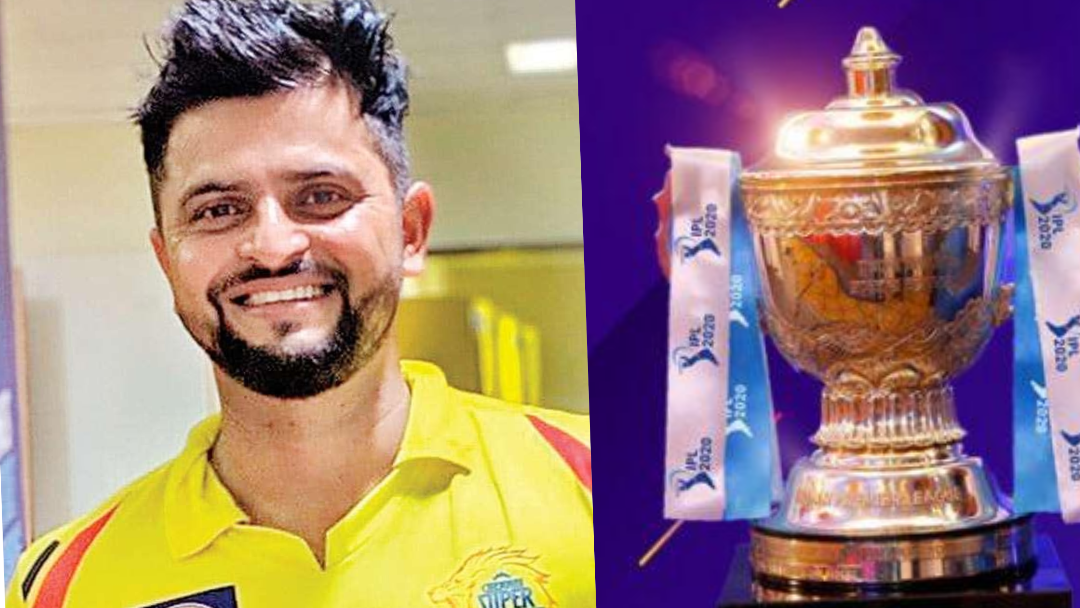 Suresh Raina Return to India and will not take part in IPL 2020