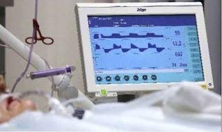 Ventiladores pulmonares são essenciais para compor UTIs de combate ao coronavírus. (foto: Ronny Hartmann/AFP)