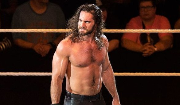 Seth Rollins news, photos, videos and biography