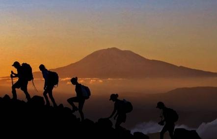 Barang Dibawa Mendaki Gunung