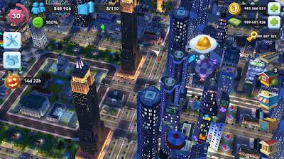 Download SimCity BuildIt + MOD zona-games.com