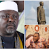 Rochas Okorocha's Zuma's statue rejected by all 'football leagues' (see photos)