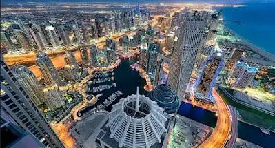حجز تذكرة إلي الإمارات