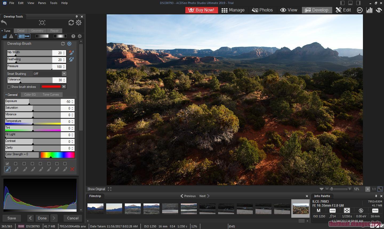 Download ACDSee Photo Studio Ultimate 2019 v12.1.1.1673 Full Crack