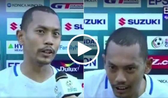 Bahasa Inggeris Berterabur? Takde Hal Lah- Pemain Bola Sepak Malaysia Dapat Pujian Rakyat Malaysia Atas Keberaniannya