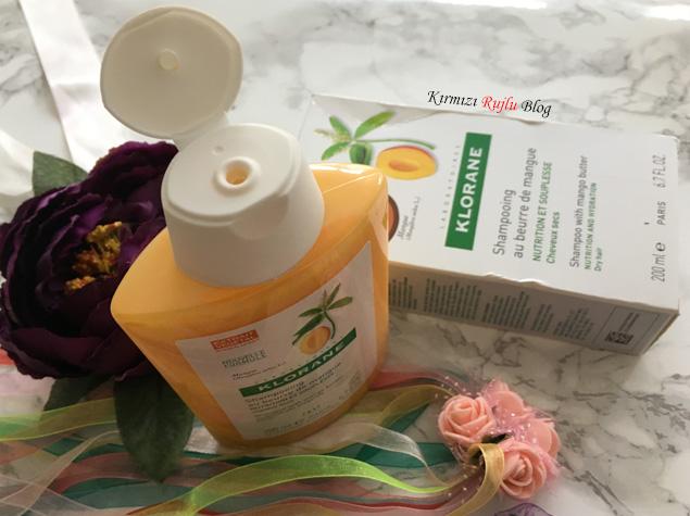 Klorane Mango Yağlı Şampuan