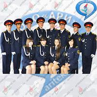 Пошив Кадетский Костюм парадный для Кадетов МЧС курсантов Россия синий без отделка тк п/ш или габардин