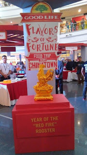 Celebrating Good Life With Joyful Tradition in Flavors of Fortune' Chinise New Year Fest
