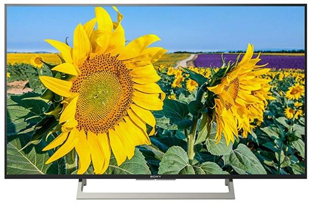 Sony KD-43XF8096: panel 4K de 43'' con tecnología 4K X-Reality PRO