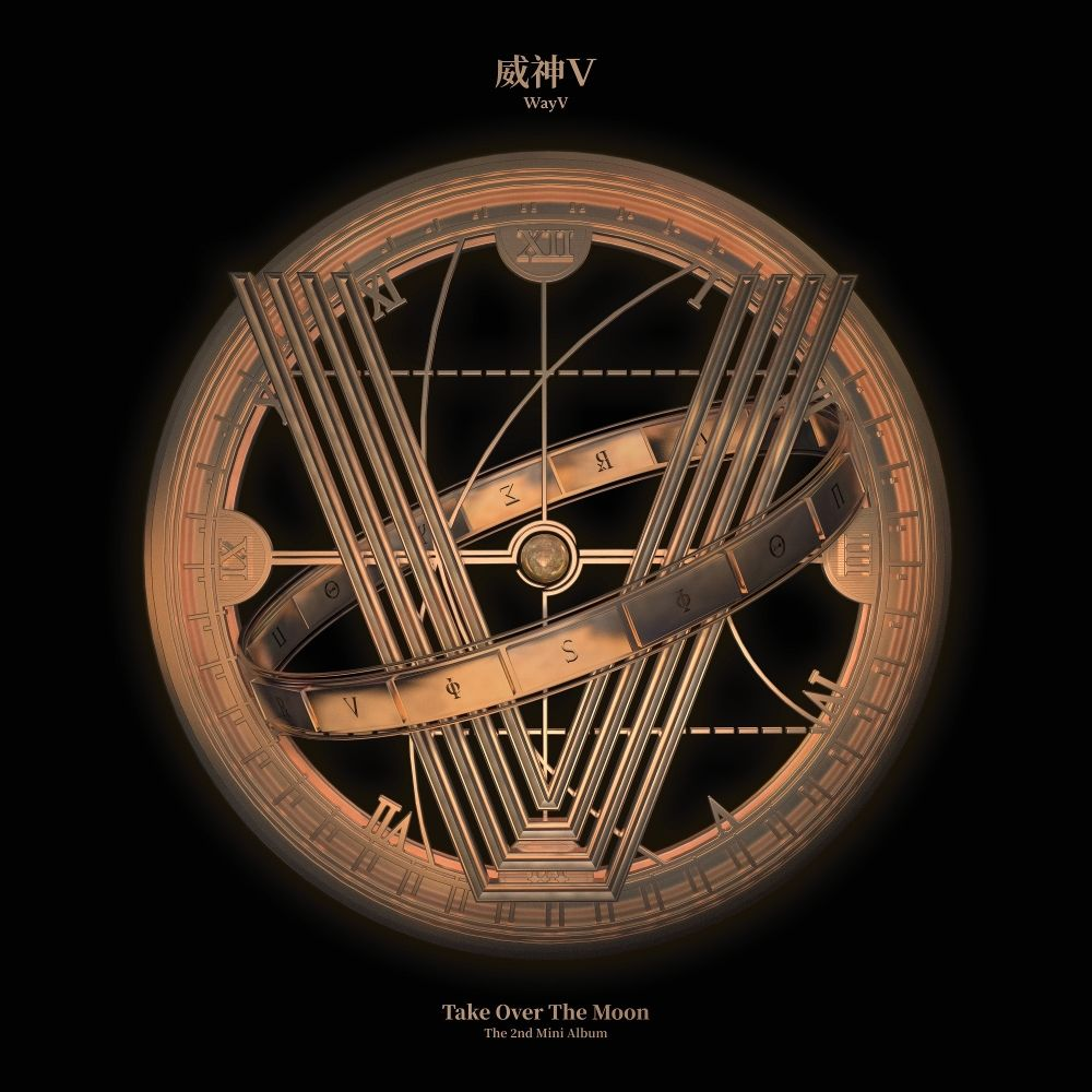 WayV – Take Over The Moon – The 2nd Mini Album (ITUNES PLUS AAC M4A)