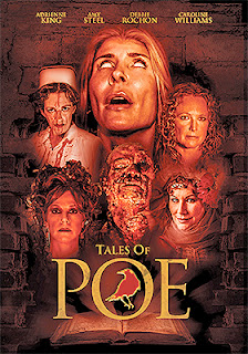 DVD & Blu-ray Release Report, Tales of Poe, Ralph Tribbey