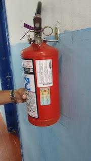 Pronto Atendimento Municipal - Jacupiranga - todos os extintores estão vencidos desde fevereiro 2019