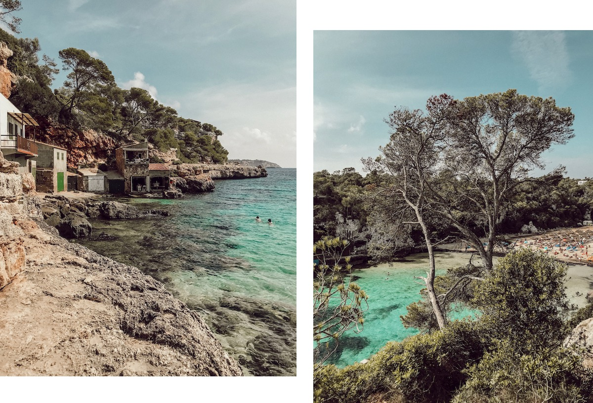 Cala Llombards Mallorca Best Beaches Die schönsten Strände und Buchten Mallorcas auf: https://www.theblondelion.com/2019/09/schoenste-straende-buchten-mallorca.html Tipps Reiseblog Travel Diary Reiseführer Reisetipps