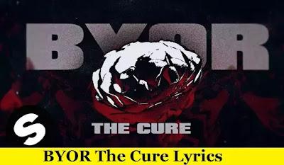 BYOR The Cure Lyrics