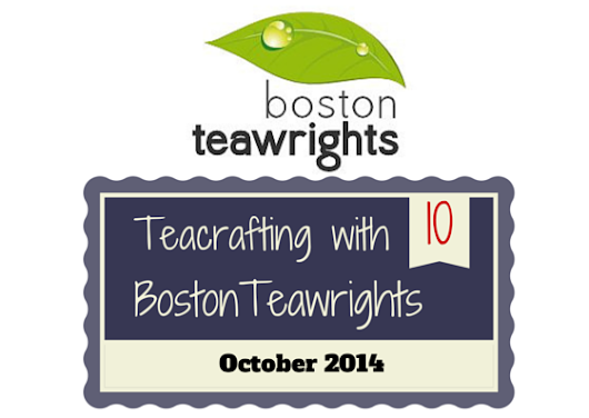 Podcast Episode 10: Teacrafting with Boston Teawrights