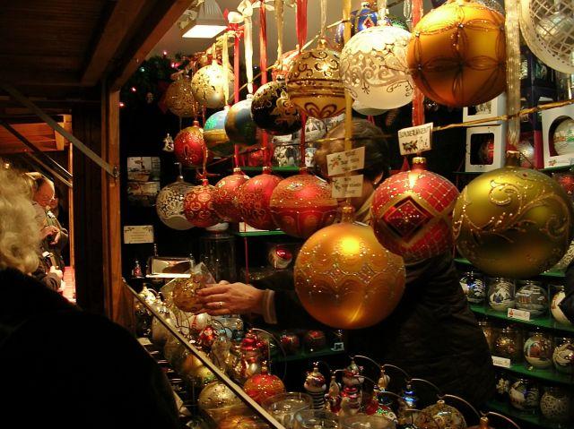 Berlin, festyn, dekoracje świąteczne