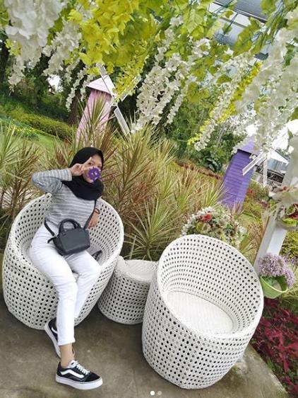 Alamanda Flower Garden