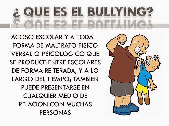 Dibujos Sobre El Bullying Para Colorear El Editorial Sobre