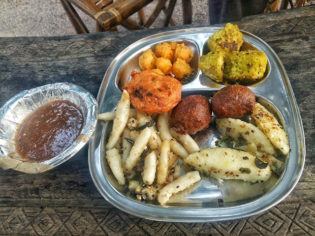 Chhattisgarh Street Food