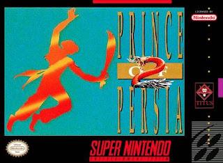 Jogue gratis online rom Prince of Persia 2 SNES