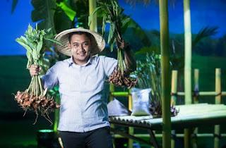 Adi Pramudya. petani muda sukses