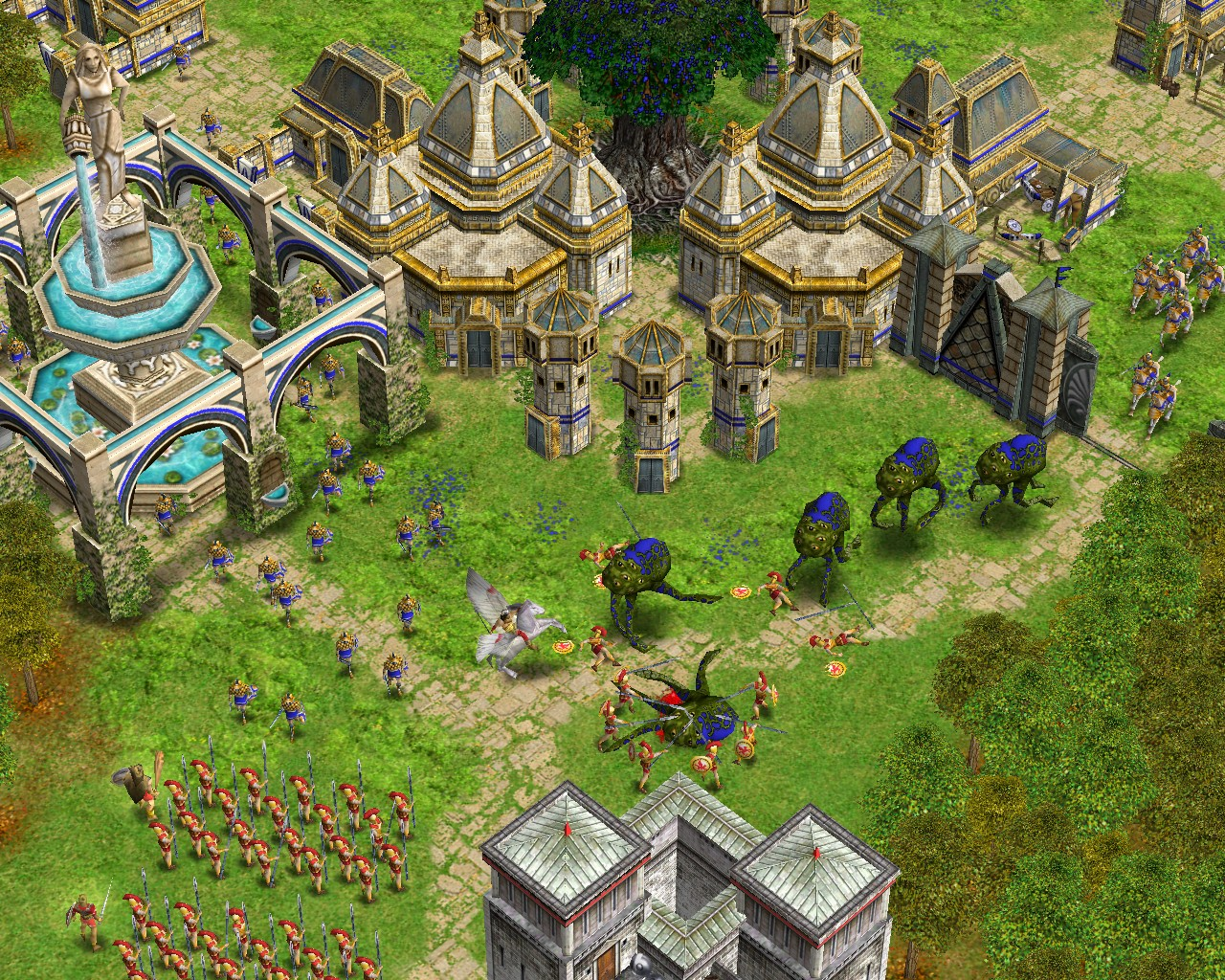 Click Para Download: Age of Mythology The Titans