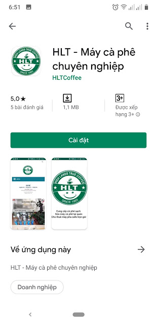 Hướng dẫn cài apps HLT vào điện thoại để theo dõi nhanh nhất