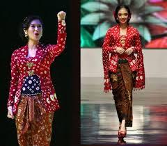 Tips Memilih Pakaian kebaya modern sesuai dengan trend fashion