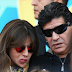 Diego Maradona's daughter raises concerns about her father's health, says he's 'getting killed from the inside'