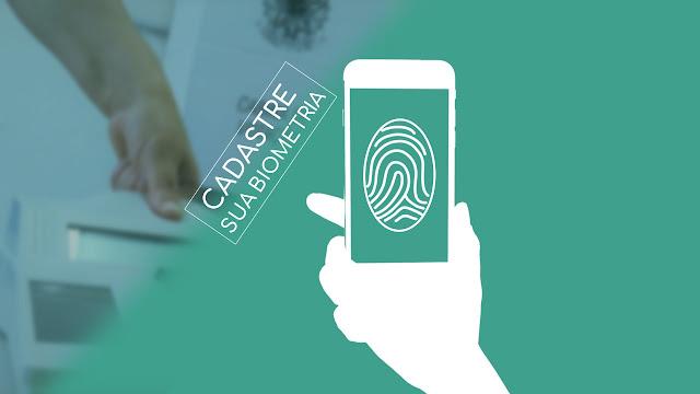 Justiça Eleitoral estuda a possibilidade do eleitor registrar suas digitais em smartphone