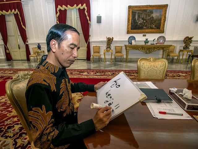 Wow, Jokowi Terima Tantangan Membaca Al Quran