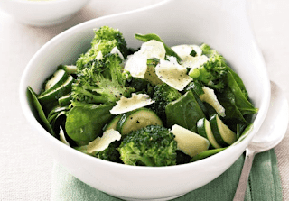 Broccoli And Spinach Greens