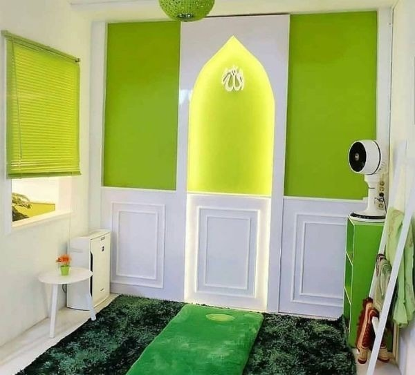 small prayer room design