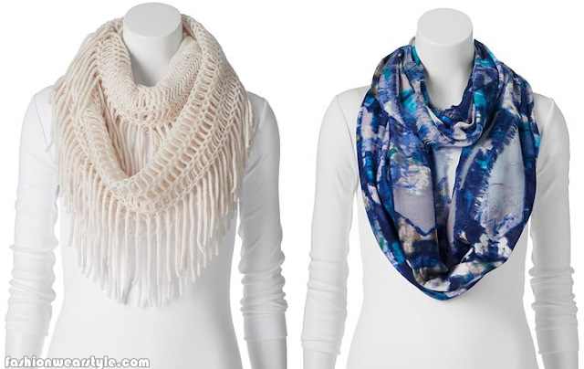 Kohl's Stylish Warming Stoler for Women www.fashionwearstyle.com