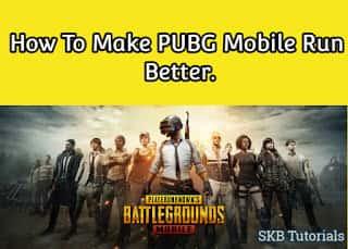 Pubg game tutorial