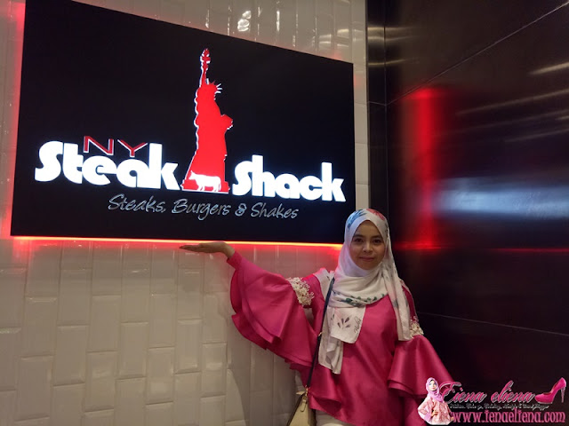 NY Steak Shack Melawati Mall