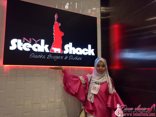 NY Steak Shack Melawati Mall