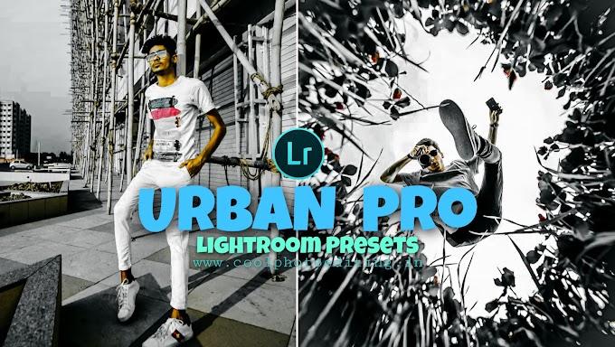 Urban Pro Lightroom presets