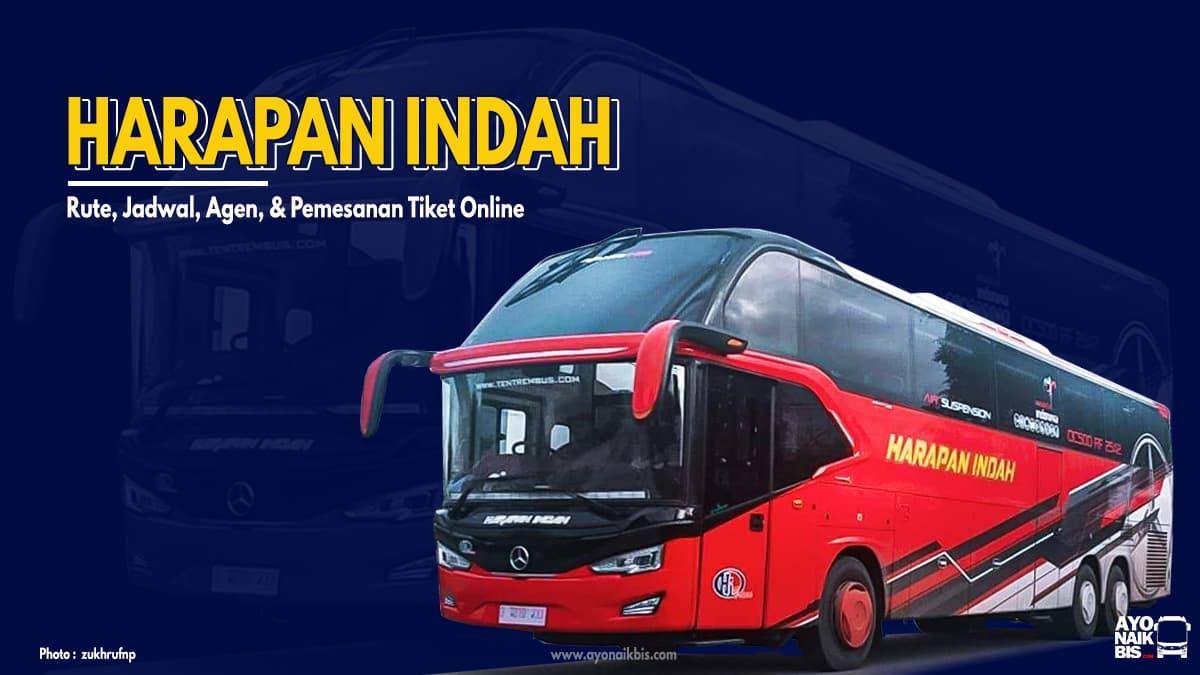Agen Bus Harapan Indah