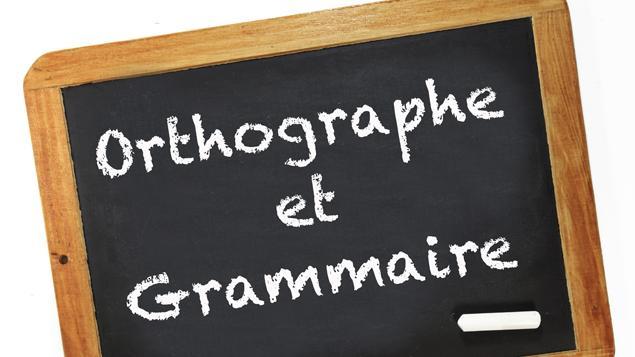 Règles de bases pour apprendre Grammaire et orthographe
