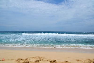 Panorama Pantai Ngudel